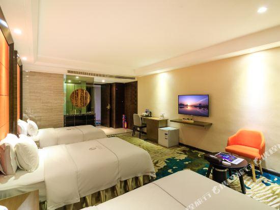 迎商·雅蘭酒店(廣州北京路店)(YING SHANG YALAN HOTEL)豪華蜜月圓床房