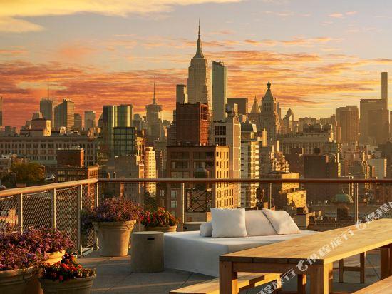 紐約共和酒店(Public New York)眺望遠景