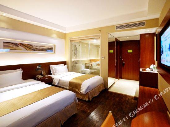 麥新格精品酒店(上海國際旅遊度假區浦東機場川沙店)(Maixin'ge Boutique Hotel (Shanghai International Tourism Resort Pudong Airport Chuansha))親子家庭房