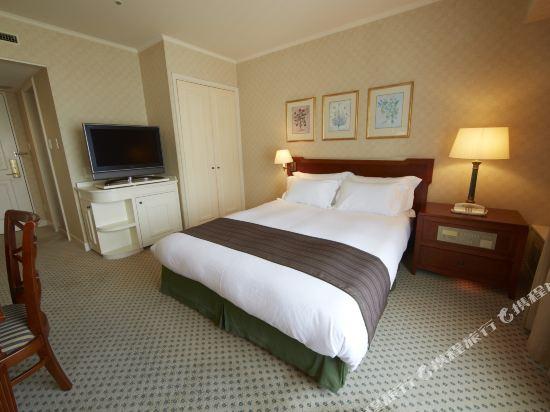 名古屋觀光酒店(Kanko Hotel Nagoya)高級雙人房