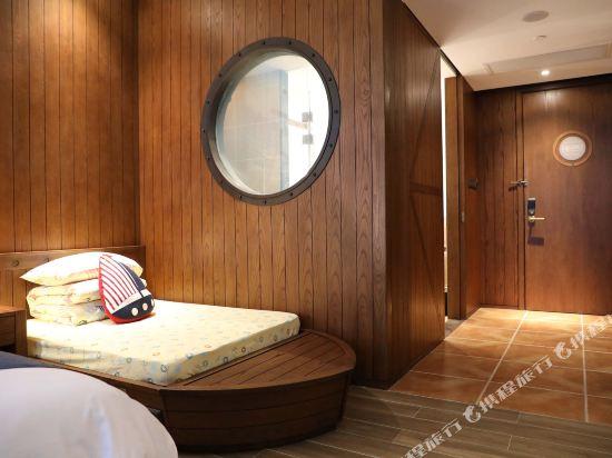 常州環球港郵輪酒店(Global Harbor Cruise Hotel)海港親子房
