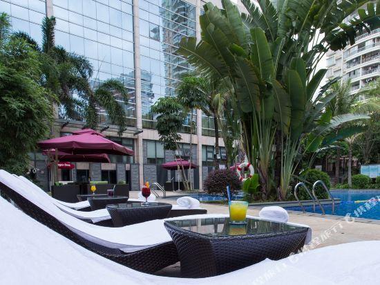 深圳博林聖海倫酒店(St.Helen Hotels)室外游泳池