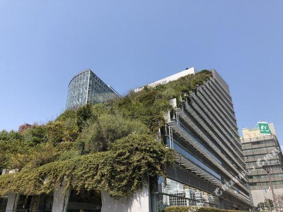 JR九州花博中心酒店(Jr Kyushu Hotel Blossom Hakata Central)外觀
