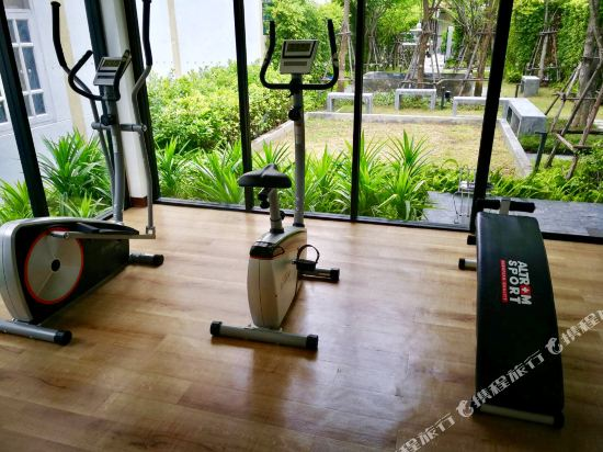 芭堤雅黃金海酒店(Golden Sea Pattaya)健身房