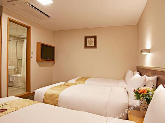 天空花園酒店明洞中心店(Hotel Skypark Central Myeongdong)小型三人房