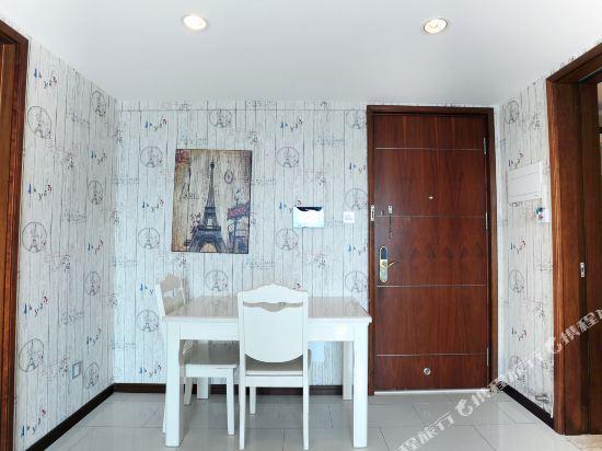富米國際公寓(珠海華髮商都店)(Fumi Apartment Hotel (Zhuhai Huafa Mall))富米1.8米兩房兩床套房