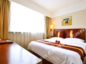 格林豪泰(上海武寧路鎮坪路地鐵站商務酒店)(GreenTree Inn ShangHai WuNing Road ZhenPing Road Metro Station Business Hotel)