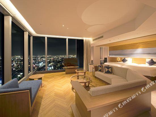 名古屋王子大飯店(Nagoya Prince Hotel Sky Tower)尊貴轉角房