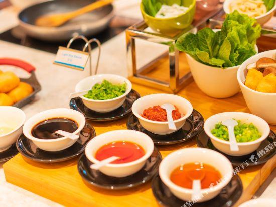 東莞星匯廣場萬楓酒店(Fairfield by Marriott Dongguan Changping)餐廳