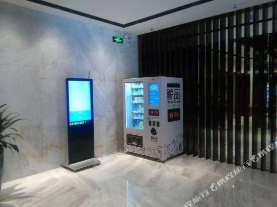 美豪麗致酒店(深圳東門老街地鐵站店)(Mehood Lestie Hotel (Shenzhen Dongmen Pedestrian Street Metro Station))公共區域