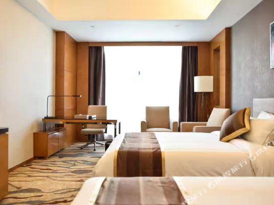 東莞金銀島國際大酒店(Treasure Island Hotel)商務雙床房