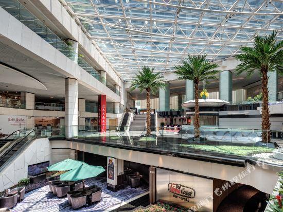 香港富豪機場酒店(Regal Airport Hotel)公共區域