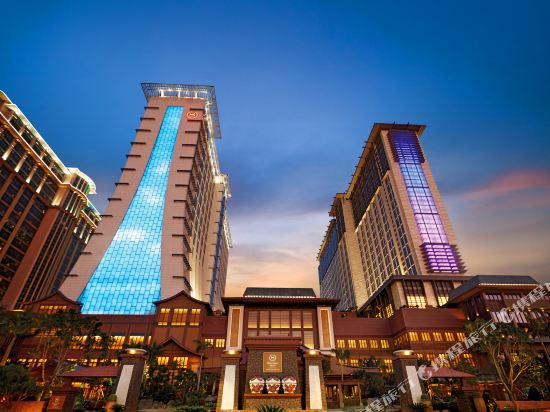 澳門喜來登金沙城中心大酒店(Sheraton Grand Macao Hotel, Cotai Central)