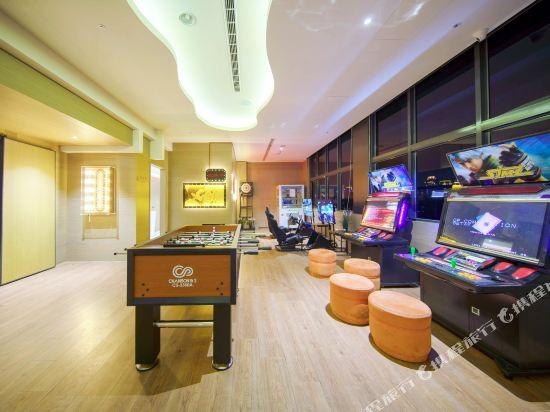 GOGO回行旅(GOGO Hotel)健身娛樂設施