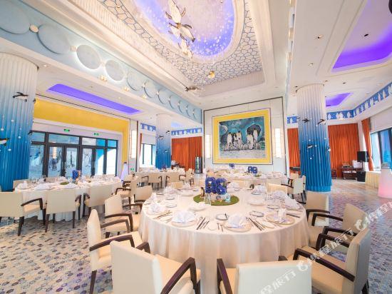珠海長隆企鵝酒店(Chimelong Penguin Hotel)婚宴服務