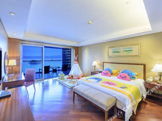 千島湖綠城度假酒店(1000 Island Lake Greentown Resort Hotel)悠悠湖景家庭套房