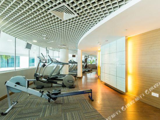 新加坡悅樂樟宜酒店(Village Hotel Changi by Far East Hospitality)健身房