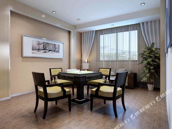 珠海香江維克酒店(Zhuhai Hongkong Victory Hotel)健身娛樂設施