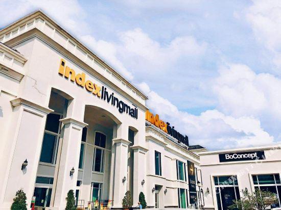 芭堤雅友客酒店式公寓 Pattaya Posh店(Youker Hostel Pattaya Posh)周邊圖片