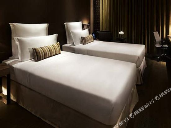 如心艾朗酒店(L'hotel élan)標準德佑特大號床或雙床間