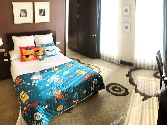 杭州開元名都大酒店(New Century Grand Hotel Hangzhou)親子雙卧連通房