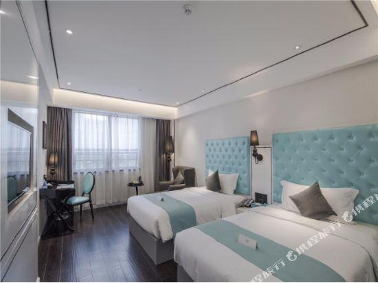 希岸酒店(深圳機場航站樓店)(Xana Hotelle (Shenzhen Airport Terminal))希岸家庭房