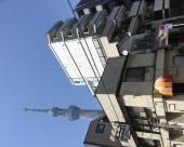 喜樂旅館-晴空塔
