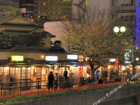 The b 福岡天神酒店(The b Fukuoka Tenjin)周邊圖片