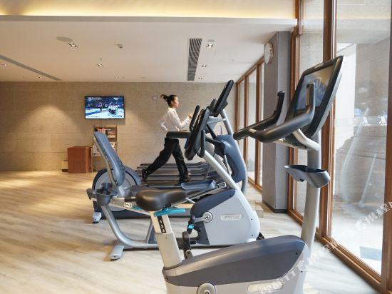 深圳佳兆業萬豪酒店(Shenzhen Marriott Hotel Golden Bay)健身娛樂設施