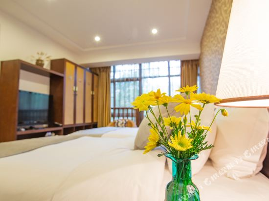 溧陽天目湖御水温泉度假酒店(Yu Shui Hot Spring Hotel)御祥雙床房