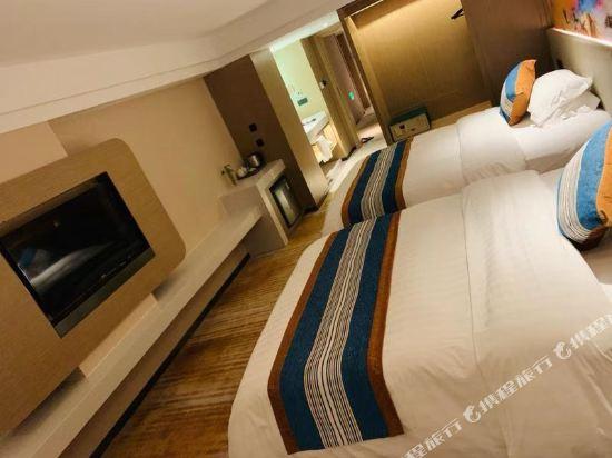 上海萬信R酒店(Wassim R Hotel)商務雙床房