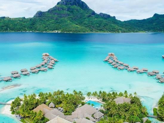 Intercontinental Bora Bora Thalasso Spa Hotel Reviews And