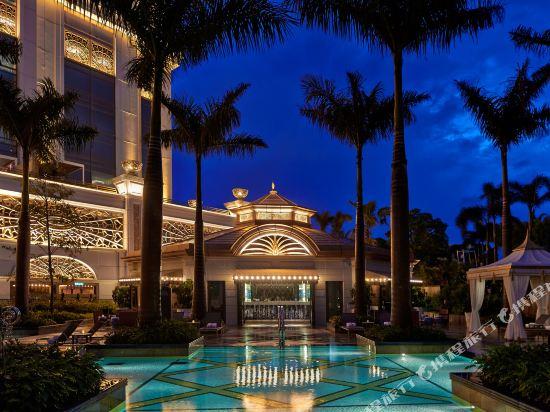 澳門麗思卡爾頓酒店(The Ritz-Carlton Macau)外觀