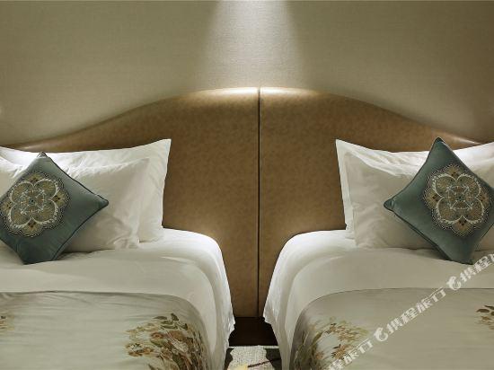 杭州大華飯店(Dahua Hotel)豪華雙床房
