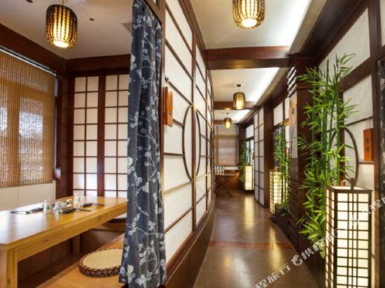 溧陽天目湖南山竹海客棧(御水温泉精品酒店)(Nanshan Zhuhai Inn)餐廳