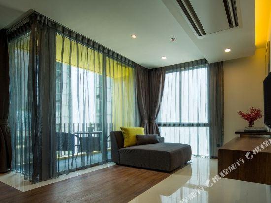 曼谷利特公寓(LiT BANGKOK Residence)利特一室房