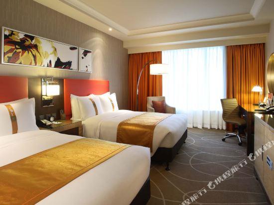 澳門金沙城中心假日酒店(Holiday Inn Macao Cotai Central)假日豪華雙床房