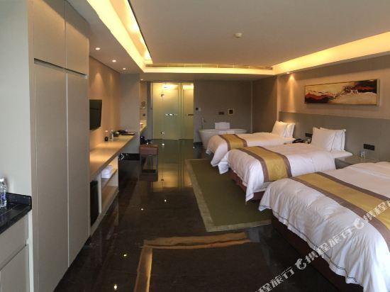 溧陽涵田度假村酒店(Hentique Resort & Spa)家庭房