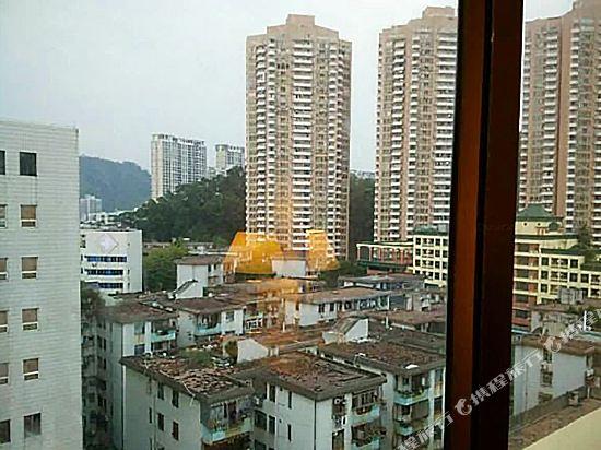 珠海華僑賓館(Hua Qiao Hotel)眺望遠景