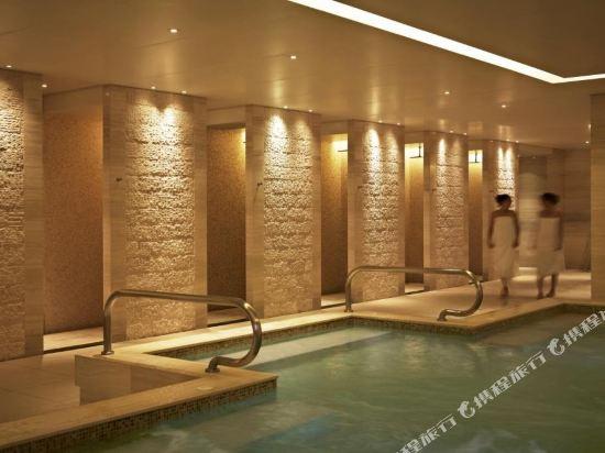 上海中谷小南國花園酒店(WH Ming Hotel)室內游泳池