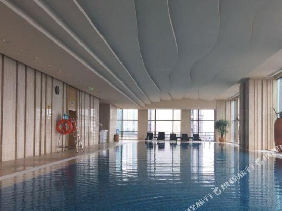 東莞萬達文華酒店室內游泳池