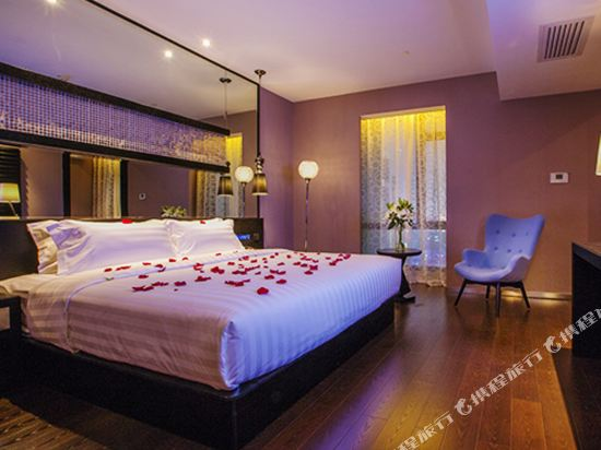 桔子水晶酒店(廣州白雲機場店)(原花都店)(Crystal Orange Hotel (Guangzhou Baiyun Airport))茶居