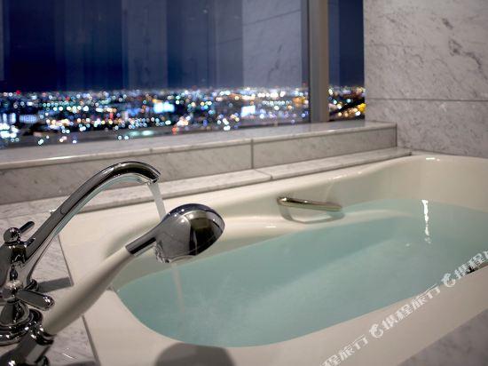 京阪環球塔酒店(Hotel Keihan Universal Tower)塔Grande精緻套房