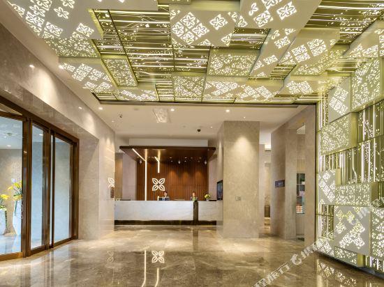 中山利和希爾頓花園酒店(Hilton Garden Inn (Zhongshan Lihe))公共區域