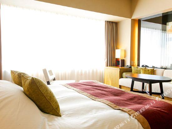京阪環球塔酒店(Hotel Keihan Universal Tower)塔Grande豪華大床房