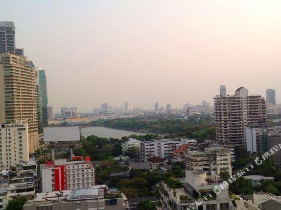 曼谷素坤逸航站 21 中心酒店(Grande Centre Point Hotel Terminal21)眺望遠景