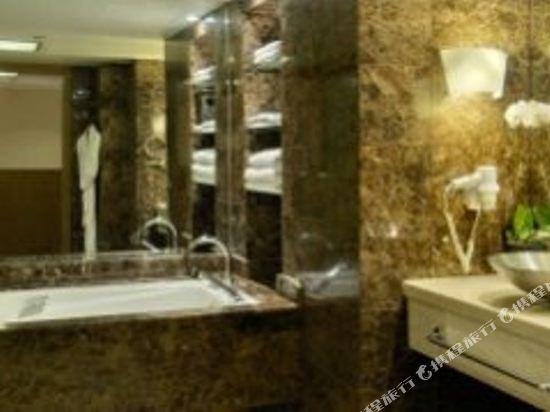 新加坡君悦酒店(Grand Hyatt Singapore)君悦複式套房