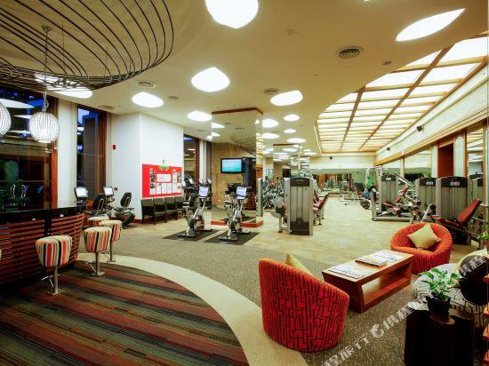 盛泰瀾幻影海灘度假村(Centara Grand Mirage Beach Resort Pattaya)健身房