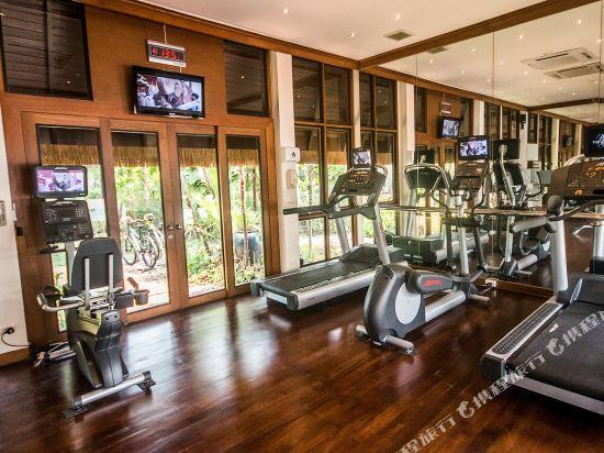 華欣安納塔拉度假酒店(Anantara Hua Hin Resort)健身房