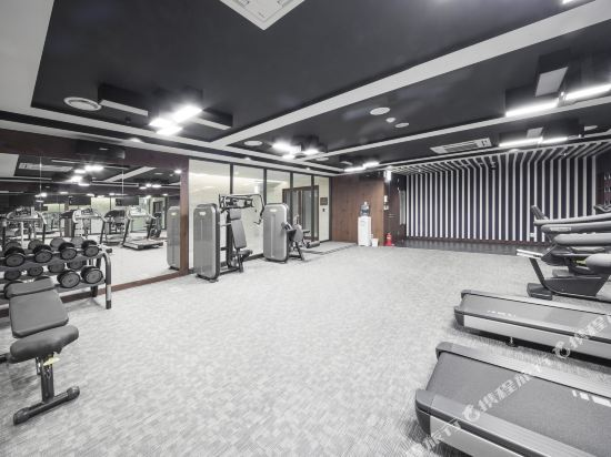 蒂瑪克格蘭德酒店明洞(Tmark Grand Hotel Myeongdong)健身房